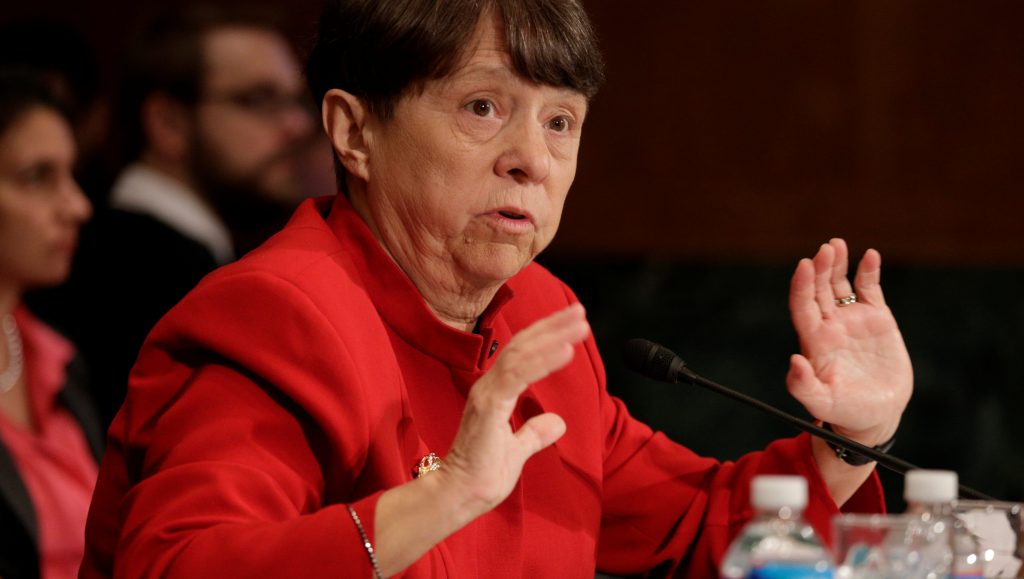 American attorney Mary Jo White said that SEC was dead wrong to sue blockchain giant Ripple back in December - AZCoin News