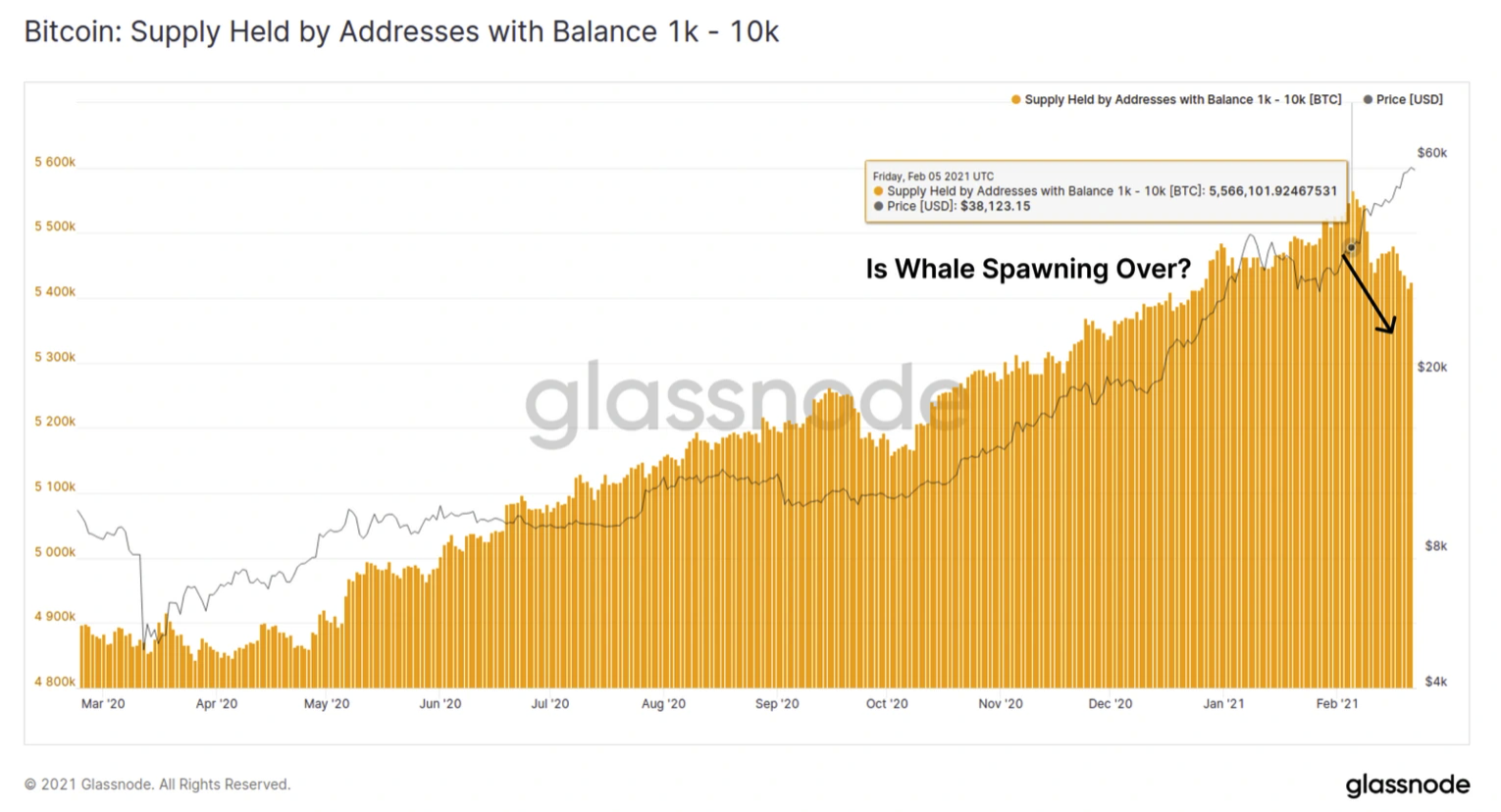 bitcoin miners have stopped selling their btc and have started to accumulate