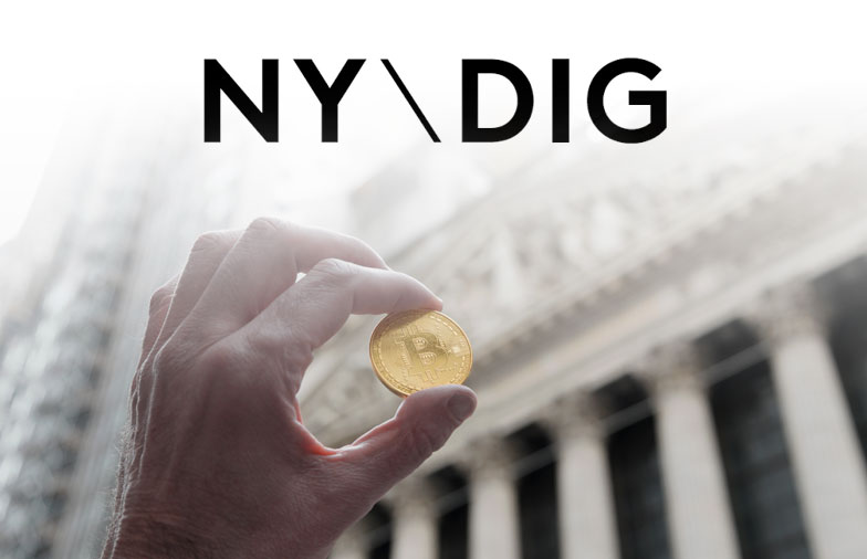 NYDIG Raises $200 Million from Morgan Stanley, Soros Fund, MassMutual and others - AZCoin News