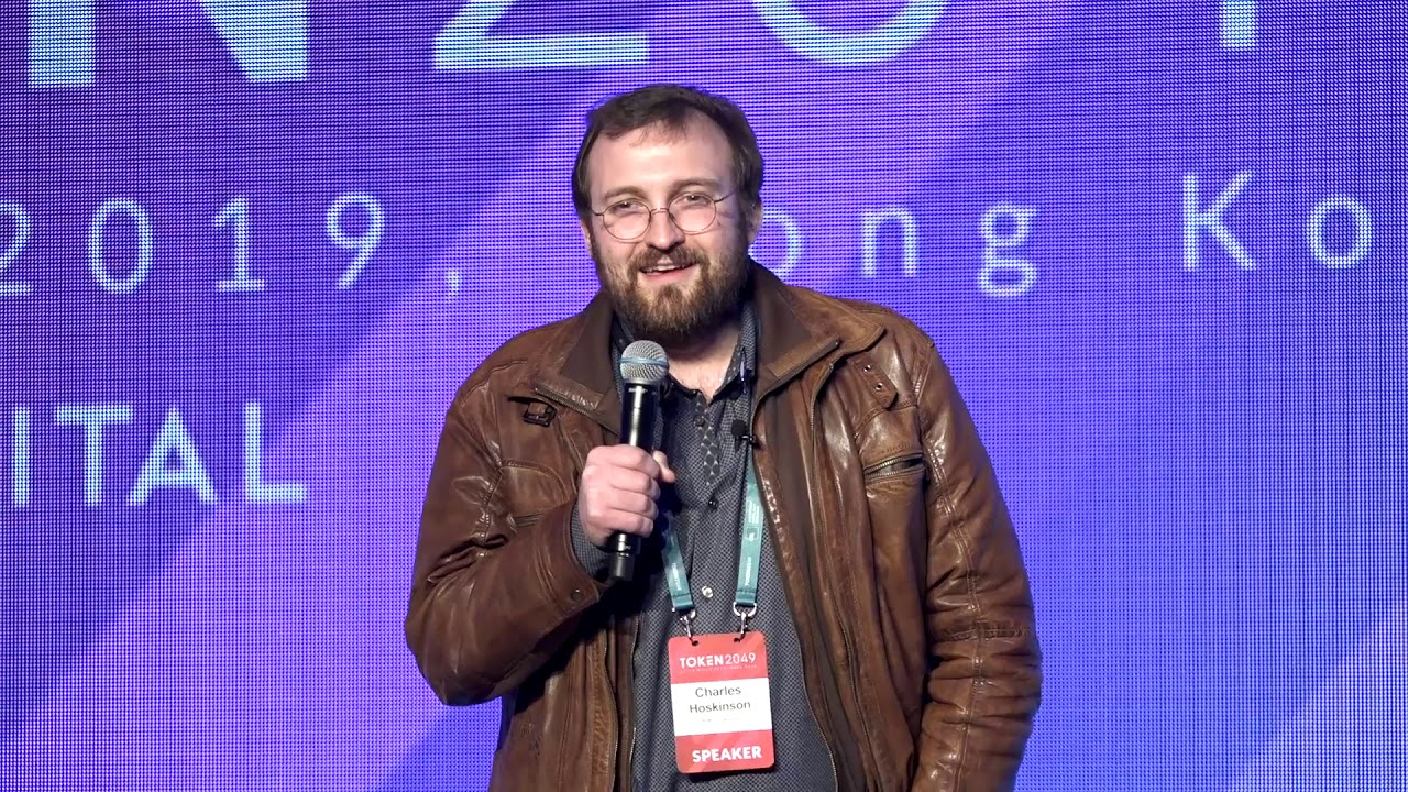 Charles Hoskinson explained what makes Cardano stand out among blockchain platforms, said Ethereum is actually killing itself - AZCoin News