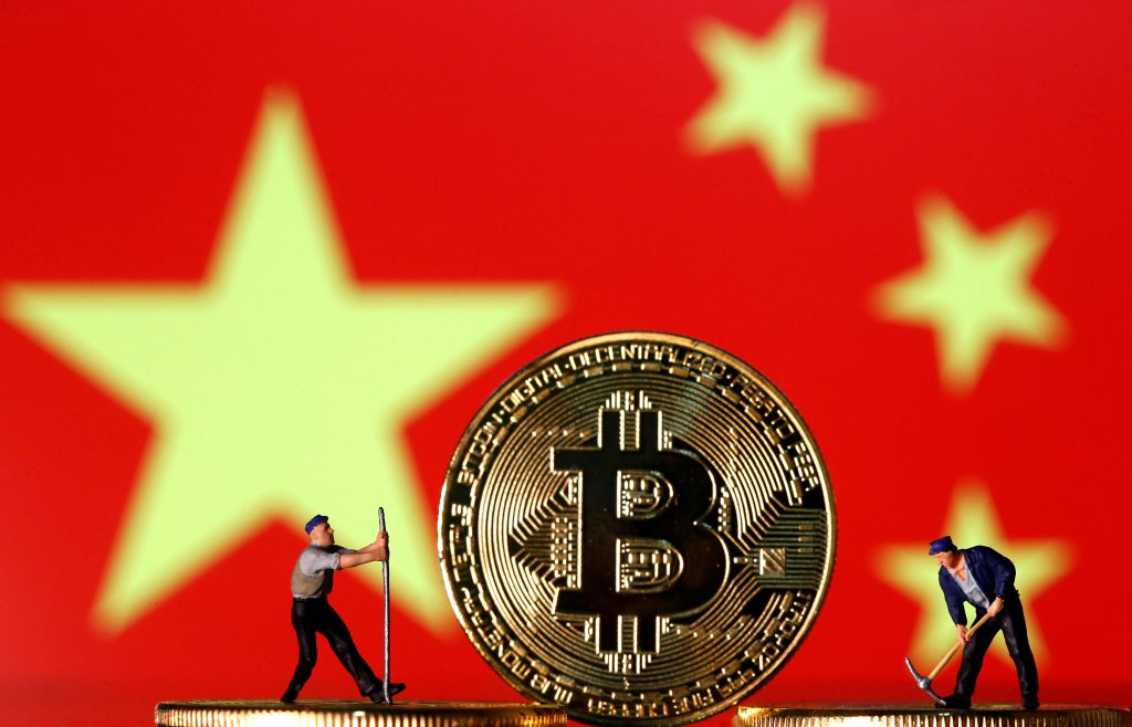 China's latest crackdown comments on Bitcoin mining and trading and the sell-off USDT have sparked some fear - AZCoin News