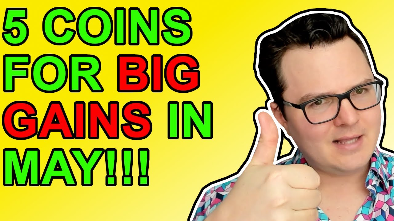 Top 5 altcoins with huge potential this month, according to crypto strategist Lark Davis - AZCoin News