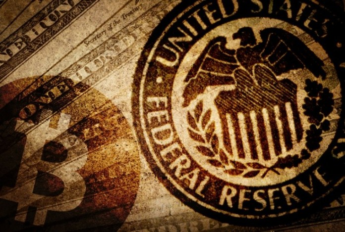 Bitcoin price took a slight hit after the Federal Reserve announced plans to increase interest rates twice in 2023 - AZCoin News