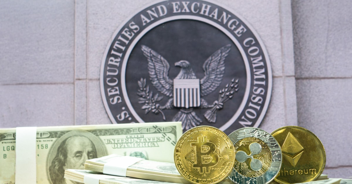 The SEC has released its 2021 regulatory agenda and has left Bitcoin and cryptocurrency out - AZCoin News