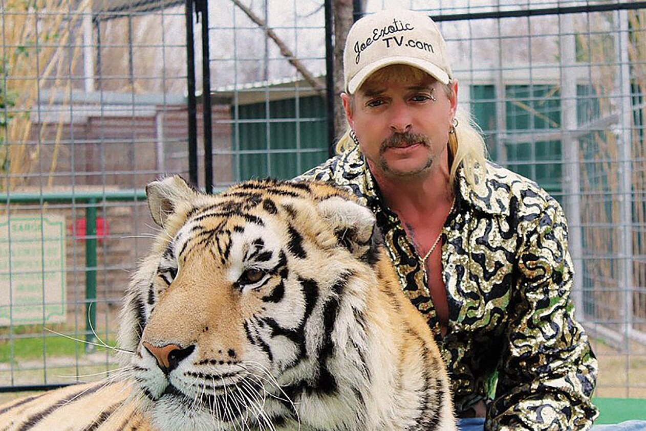 Tiger King star Joe Exotic is set to launch his own NFTs token drop from prison, with some external assistance - AZCoin News